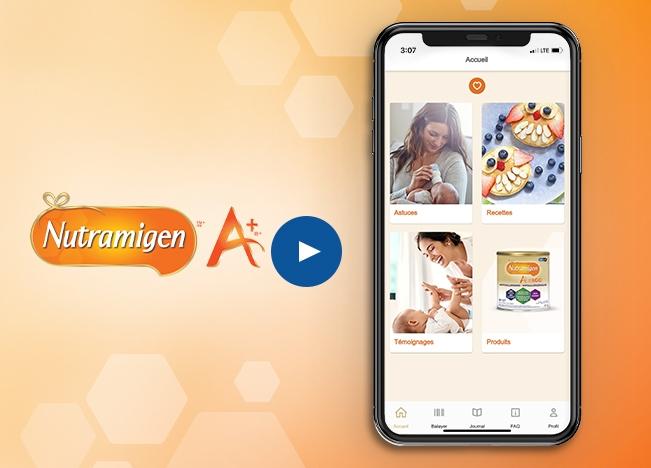 Nutramigen® A+® Allergy App