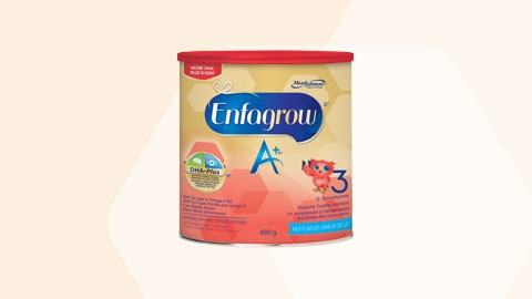 Free Sample Enfagrow A+®